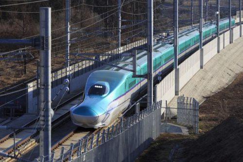 函館の旅 北海道新幹線