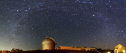 なよろ観光 天文台きたすばる