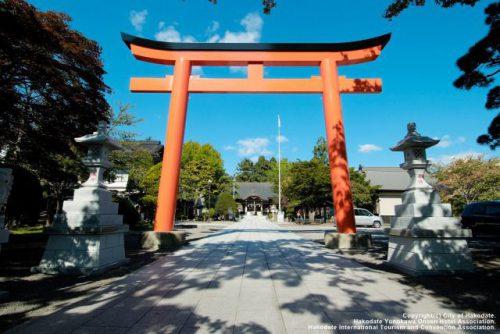 函館 湯倉神社