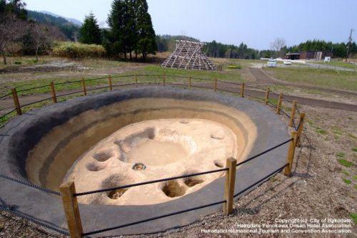 函館 大船遺跡