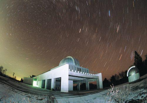 北海道十勝 銀河の森天文台