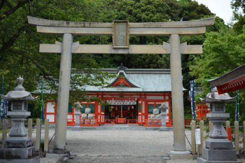 和歌山県熊野エリア 阿須賀神社(阿須賀王子跡)