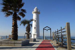 美浜町 野間灯台